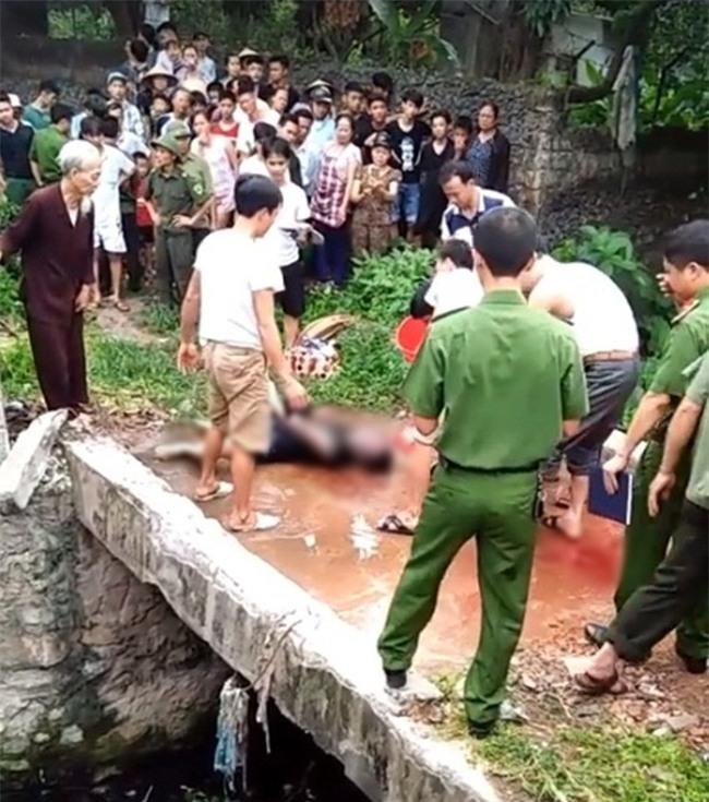 Tin nóng trong ngày: Phát hiện người đàn ông cắm đầu xuống mương nước tử vong ở Hà Nội - Ảnh 2.