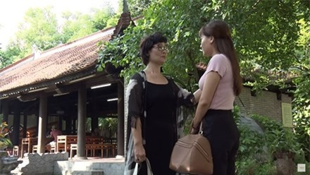 Mẹ Sơn muốn coi Vân như con gái