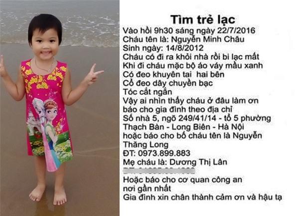 Cô gái trẻ nhẫn tâm lừa bố bé gái bị mất tích gần 1 năm ở Hà Nội để kiếm chác - Ảnh 4.