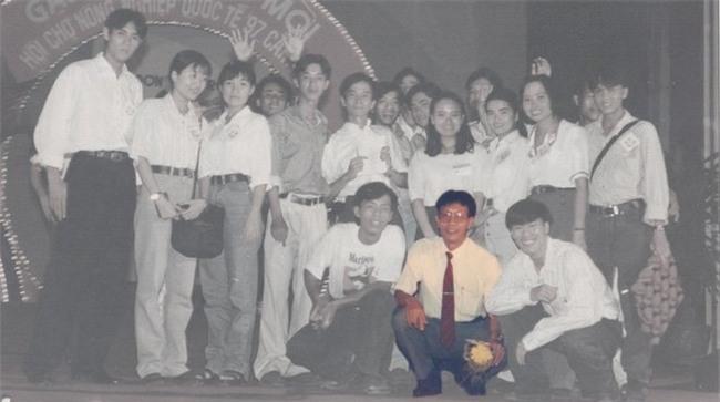 MC Lại Văn Sâm, Lại Văn Sâm, VTV,Trường Giang