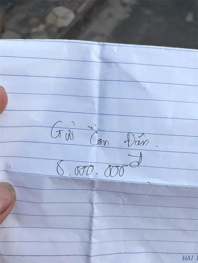 Chồng cống nạp lương cuối tháng, tiện thể gửi thư gọi vợ là con điên, vợ không giận mà còn lên mạng khoe - Ảnh 2.