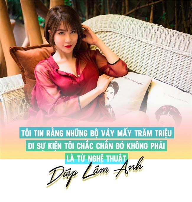 Diep Lam Anh thua nhan mat sung vi sang Han Quoc tiem mo, collagen hinh anh 8