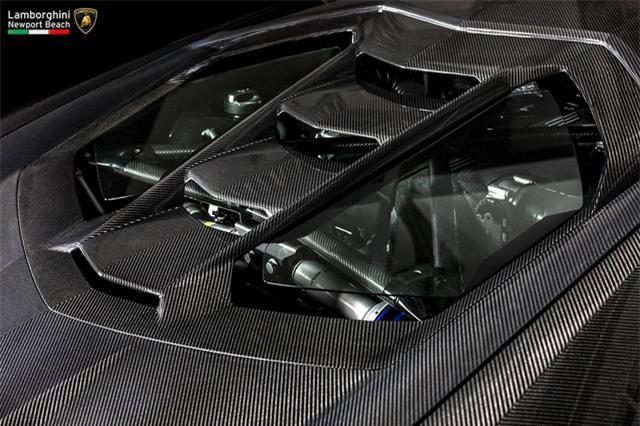 12 chiếc siêu xe hàng hiếm Lamborghini Aventador SV đủ màu sắc xuất hiện tại Mỹ - Ảnh 10.