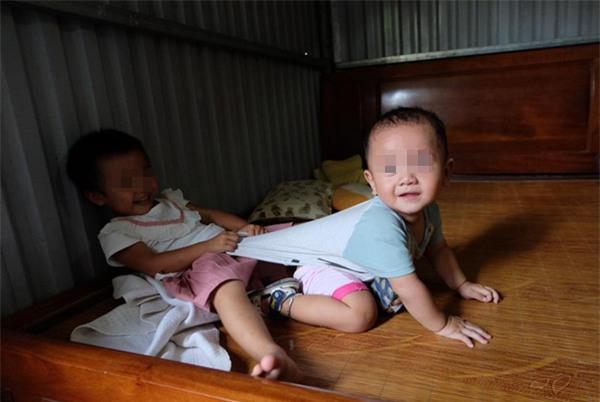 Bà mẹ từng bắt con 3 tuổi trần truồng đứng dưới mưa: Tôi muốn cho con để gia đình khác nuôi cho chúng đỡ khổ - Ảnh 4.