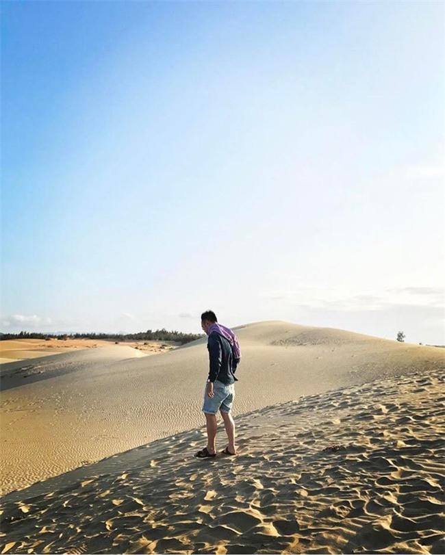 Ngẩn ngơ trước 5 đồi cát đẹp mê hồn ở miền Trung, nhìn thôi đã yêu luôn rồi - Ảnh 34.