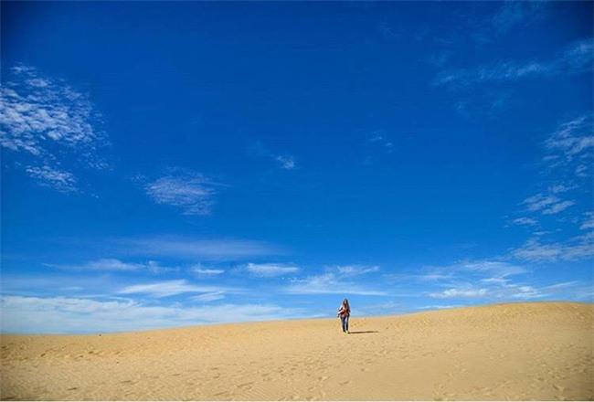 Ngẩn ngơ trước 5 đồi cát đẹp mê hồn ở miền Trung, nhìn thôi đã yêu luôn rồi - Ảnh 35.