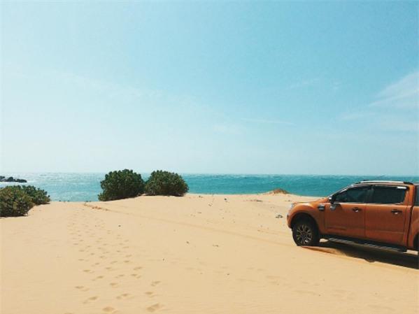 Ngẩn ngơ trước 5 đồi cát đẹp mê hồn ở miền Trung, nhìn thôi đã yêu luôn rồi - Ảnh 51.