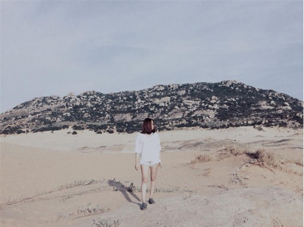 Ngẩn ngơ trước 5 đồi cát đẹp mê hồn ở miền Trung, nhìn thôi đã yêu luôn rồi - Ảnh 55.