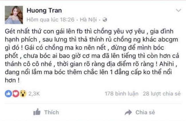 Lộ tin nhắn nghi của người thứ ba gửi Việt Anh đòi gặp mặt nói chuyện - Ảnh 2.