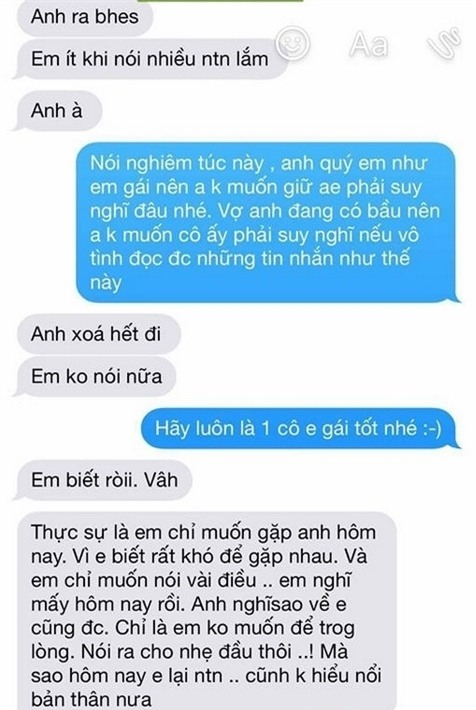 Lộ tin nhắn nghi của người thứ ba gửi Việt Anh đòi gặp mặt nói chuyện - Ảnh 4.