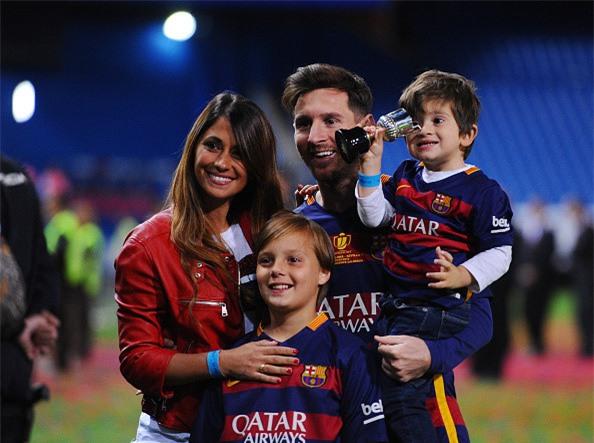 An ninh nghiem ngat truoc le cuoi cua Messi hinh anh 1