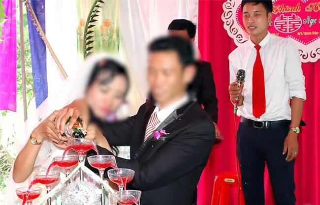 Sự cố khiến cô dâu chú rể tái mặt ngày trọng đại - Ảnh 2.