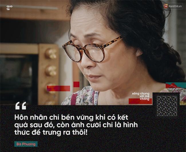 Sống chung với mẹ chồng có hết thì loạt câu thoại này vẫn khó mà quên được! (Phần 1) - Ảnh 1.