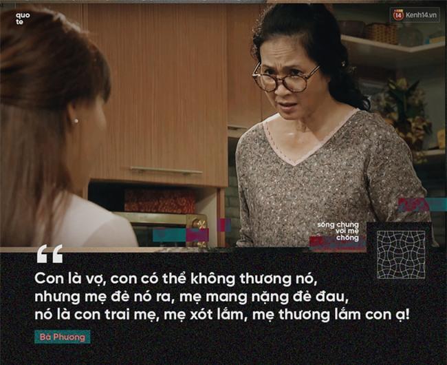 Sống chung với mẹ chồng có hết thì loạt câu thoại này vẫn khó mà quên được! (Phần 1) - Ảnh 9.
