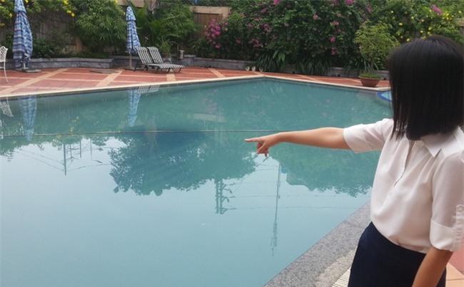 Hà Nội: Học sinh lớp 5 ngất ở bể bơi của trường rồi tử vong sau đó