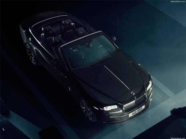 Rolls-Royce Dawn Black Badge - xe sieu sang cho dai gia tre hinh anh 4