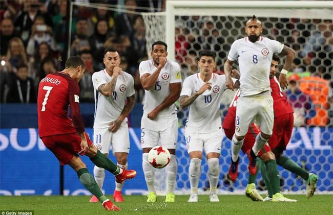 Ronaldo bất lực nhìn đồng đội liên tiếp sút hỏng penalty - Ảnh 5.