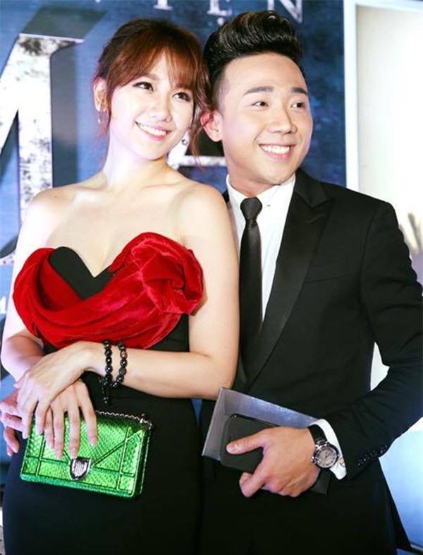 Chồng Bảo Thanh, Cường đôla, Trấn Thành ai bảo vệ vợ giữa thị phi Vbiz giỏi nhất? - 15