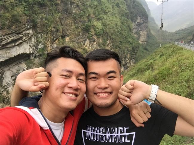 Chuyện tình vượt biên giới của 2 chàng trai: 10 tháng yêu nhau và 27 thành phố - Ảnh 10.