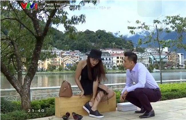 """Ảnh hậu trường của Bảo Thanh, Việt Anh gây nghi ngại """"phim giả tình thật"""" - 15"""