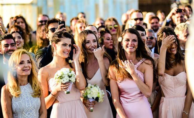 Bữa tiệc kiều nữ - đại gia ai cũng xinh như hoa hậu và sang chảnh tuyệt đối ở đám cưới thực mà như mơ - Ảnh 11.