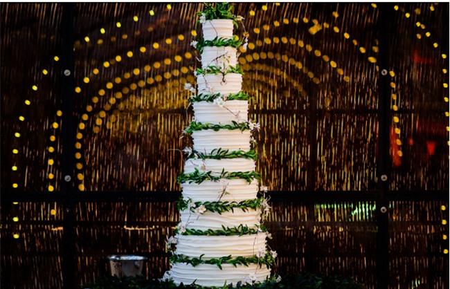 Bữa tiệc kiều nữ - đại gia ai cũng xinh như hoa hậu và sang chảnh tuyệt đối ở đám cưới thực mà như mơ - Ảnh 17.