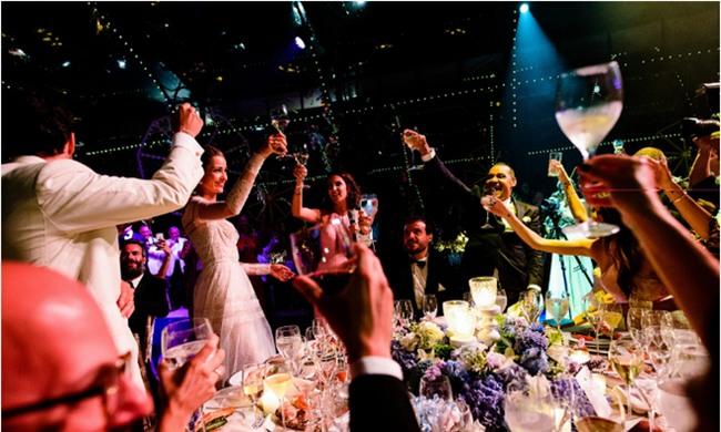 Bữa tiệc kiều nữ - đại gia ai cũng xinh như hoa hậu và sang chảnh tuyệt đối ở đám cưới thực mà như mơ - Ảnh 19.