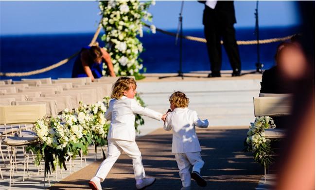 Bữa tiệc kiều nữ - đại gia ai cũng xinh như hoa hậu và sang chảnh tuyệt đối ở đám cưới thực mà như mơ - Ảnh 2.