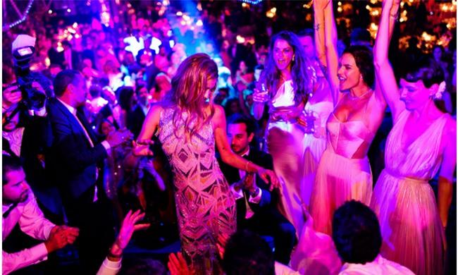 Bữa tiệc kiều nữ - đại gia ai cũng xinh như hoa hậu và sang chảnh tuyệt đối ở đám cưới thực mà như mơ - Ảnh 21.