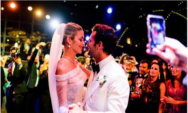 Bữa tiệc kiều nữ - đại gia ai cũng xinh như hoa hậu và sang chảnh tuyệt đối ở đám cưới thực mà như mơ - Ảnh 22.