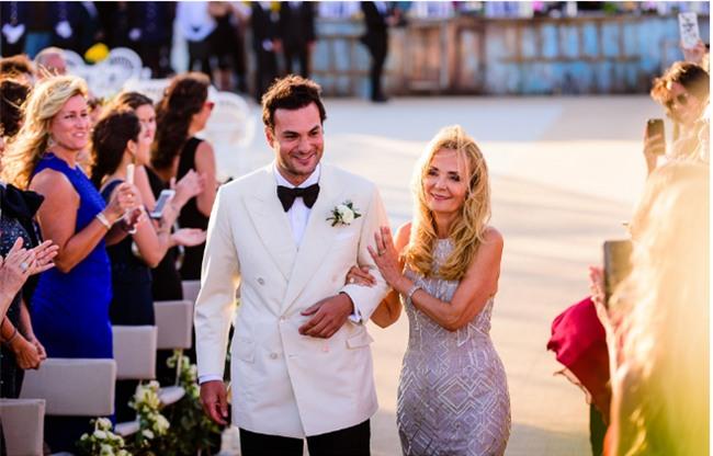 Bữa tiệc kiều nữ - đại gia ai cũng xinh như hoa hậu và sang chảnh tuyệt đối ở đám cưới thực mà như mơ - Ảnh 3.