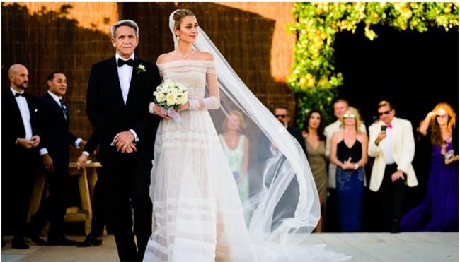 Bữa tiệc kiều nữ - đại gia ai cũng xinh như hoa hậu và sang chảnh tuyệt đối ở đám cưới thực mà như mơ - Ảnh 4.