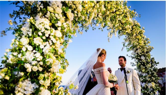 Bữa tiệc kiều nữ - đại gia ai cũng xinh như hoa hậu và sang chảnh tuyệt đối ở đám cưới thực mà như mơ - Ảnh 6.