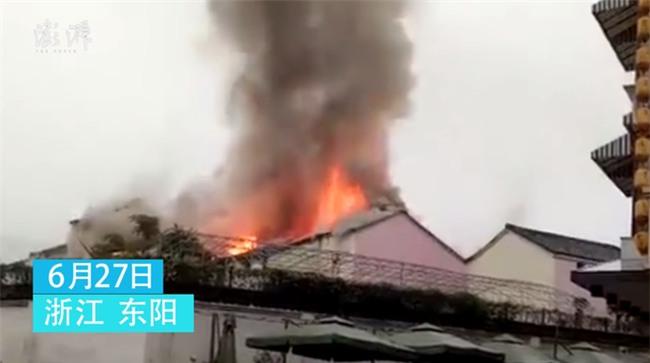 Chuyện thật như đùa: Cháy nhà ở trường quay Hoành Điếm, người dân tưởng đang quay phim nên chẳng ai thèm báo cảnh sát - Ảnh 6.