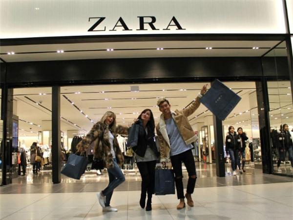 thời trang, quần áo, hàng hiệu, thời trang xách tay, Zara, Uniqlo