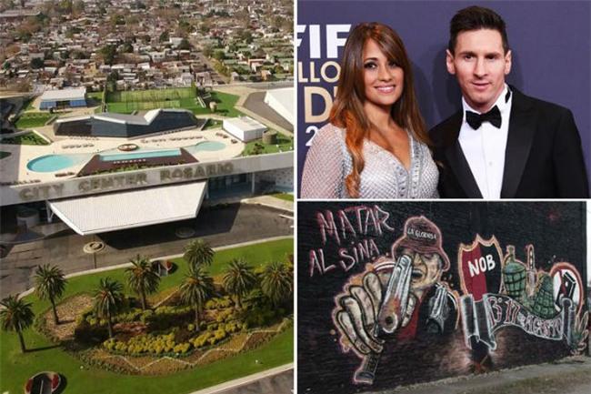 Đám cưới Messi: Khách mời đánh bạc, vợ bạn hát góp vui - 2