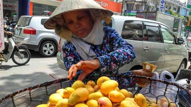 xoài, hoa quả nhập lậu, hoa quả Trung Quốc, thực phẩm bẩn,