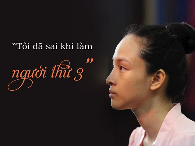 "truong ho phuong nga: ""toi da sai khi lam nguoi thu ba"" - 1"