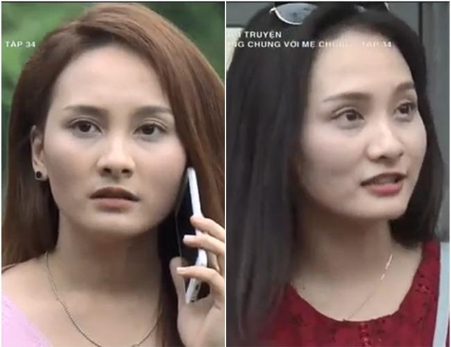 "de chieu long khan gia, ""song chung voi me chong"" voi vang quay them... mot ""ro san""? - 2"