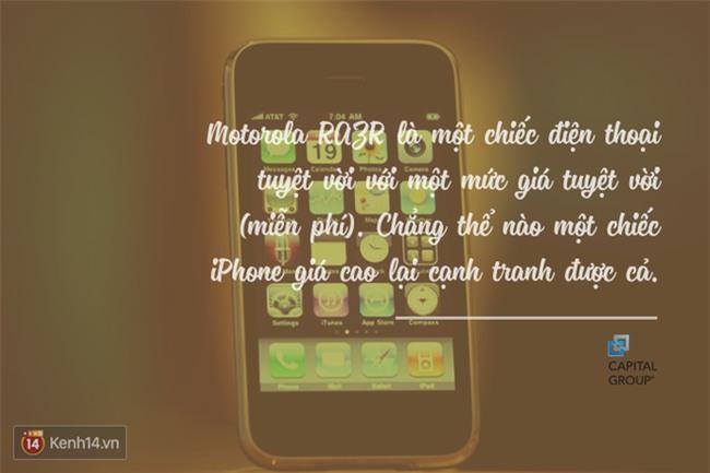 10 năm trước, chẳng ai nghĩ iPhone lại bị ném đá tơi tả thế này - Ảnh 5.