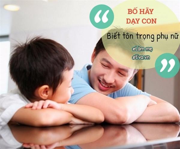 day con trai moi thu nhung chac chan nhieu ong bo quen nhung dieu quan trong nay - 2