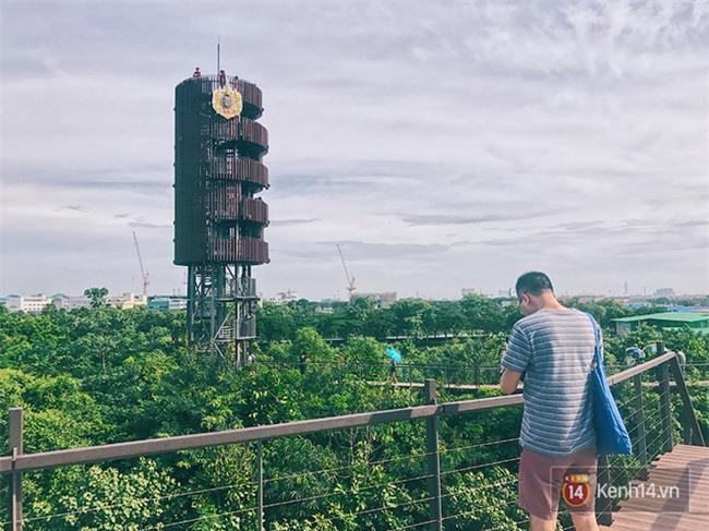 Đến Bangkok, đừng quên ghé khu rừng thần tiên được xây từ... bãi rác của người Thái - Ảnh 2.