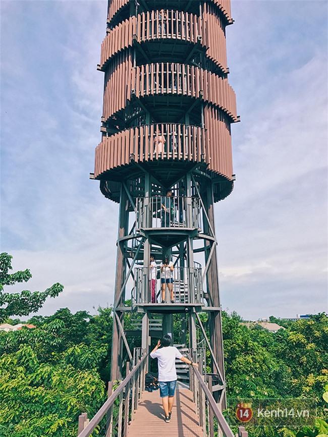 Đến Bangkok, đừng quên ghé khu rừng thần tiên được xây từ... bãi rác của người Thái - Ảnh 3.