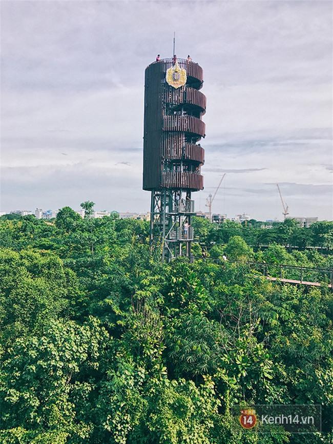 Đến Bangkok, đừng quên ghé khu rừng thần tiên được xây từ... bãi rác của người Thái - Ảnh 7.