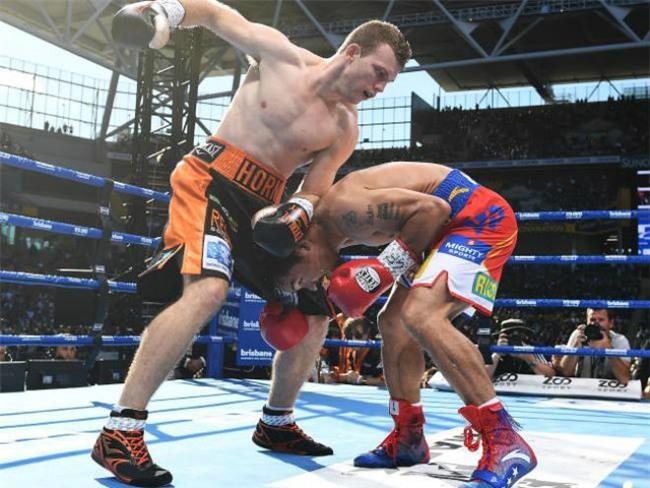 Pacquiao - Jeff Horn: Sứt đầu mẻ trán, gây sốc boxing - Ảnh 5.