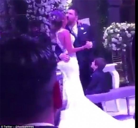 sao việt, messi, đám cưới messi, không gian đám cưới messi, vợ messi