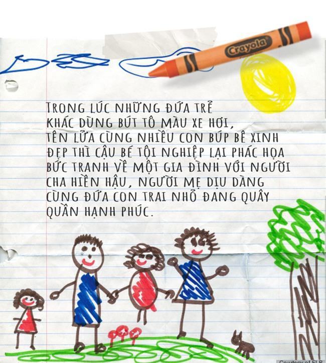 Bức thư đầy ám ảnh của bé 7 tuổi bị mẹ bạo hành đến chết: Con yêu mẹ! Con muốn được một lần nghe mẹ nói yêu con - Ảnh 6.