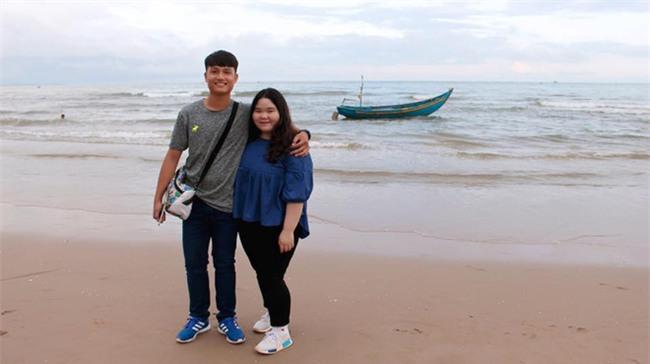 Cặp đôi làm mưa làm gió MXH vì nàng 100kg tìm được chàng đẹp trai yêu chiều hết mực nhờ bà mai facebook - Ảnh 1.