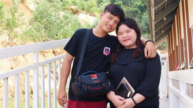 Cặp đôi làm mưa làm gió MXH vì nàng 100kg tìm được chàng đẹp trai yêu chiều hết mực nhờ bà mai facebook - Ảnh 2.