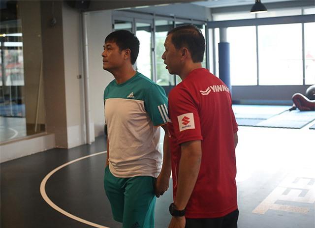 HLV Hữu Thắng tự tin về cơ hội của U22 Việt Nam tại SEA Games 29